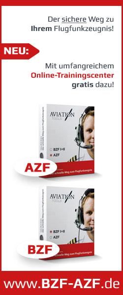 Der schnelle Weg zum Flugfunkzeugnis - AZF / BZF I+II