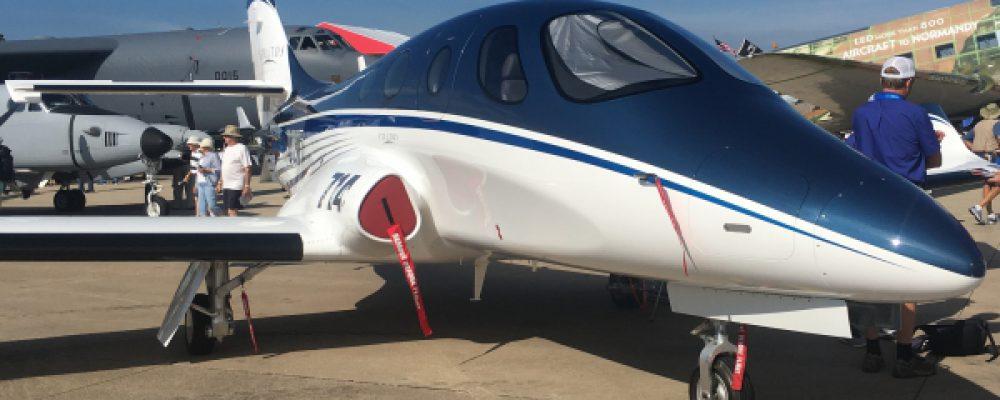 Stratos plant einen einstrahligen Personal Jet
