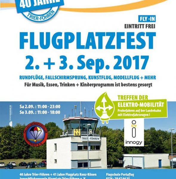 Flugplatzfest Trier-Föhren