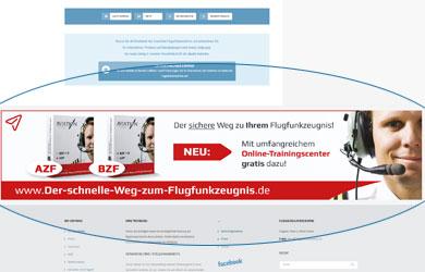 Flugschulverzeichnis - Big Size Banner / BSP